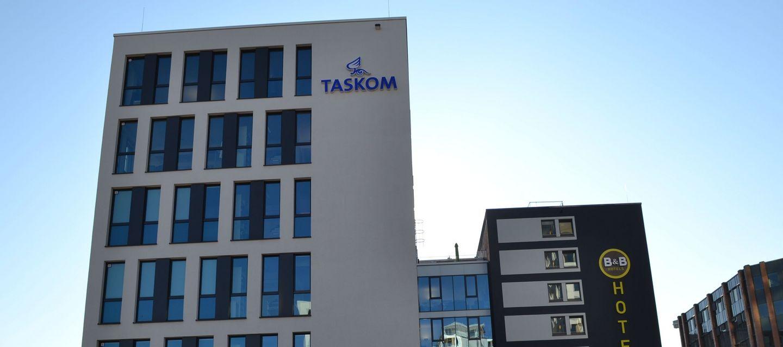 Gebäude: OKZITAN, Düsseldorf