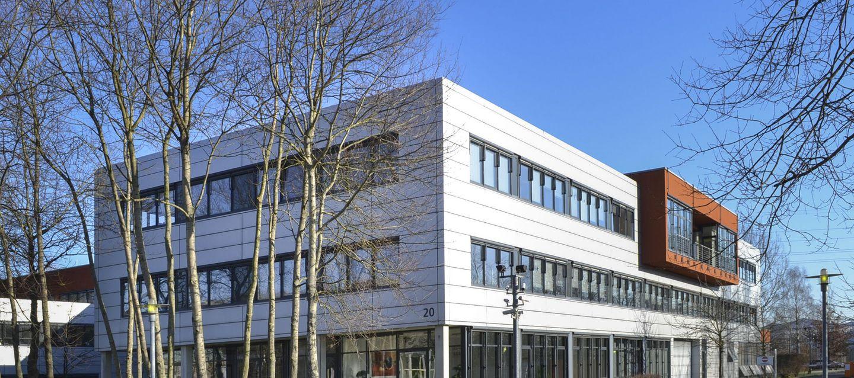 Gebäude: Rot.20, Hannover