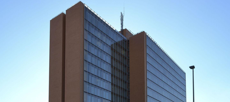 Gebäude: Verwaltungshochhaus, Hannover