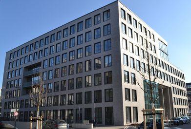 Gebäude: KÖLNCUBUS Süd, Köln